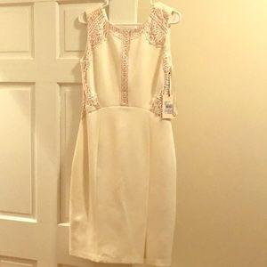 Brand NEW Ivory dress